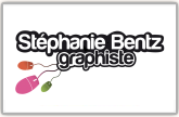 Stephanie Bentz, Graphiste
