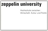 Zeppelin University